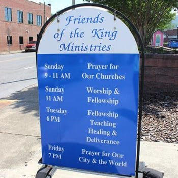 The Resting Place Kingsport TN | Friends of the King Ministries